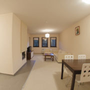 Green Life Pamporovo – living room in onebedroom appartment