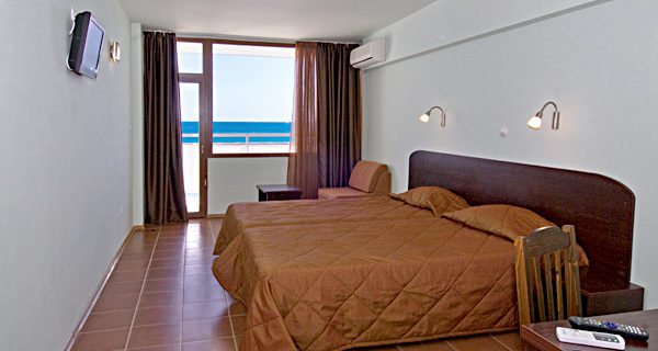 Paraiso Beach – sea view room