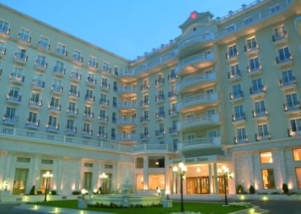 Grand hotel Palace - hotel