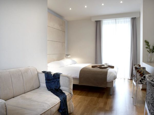 Olympia – DBL standard rooms