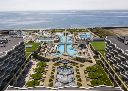 Wave resort - hotel's overview